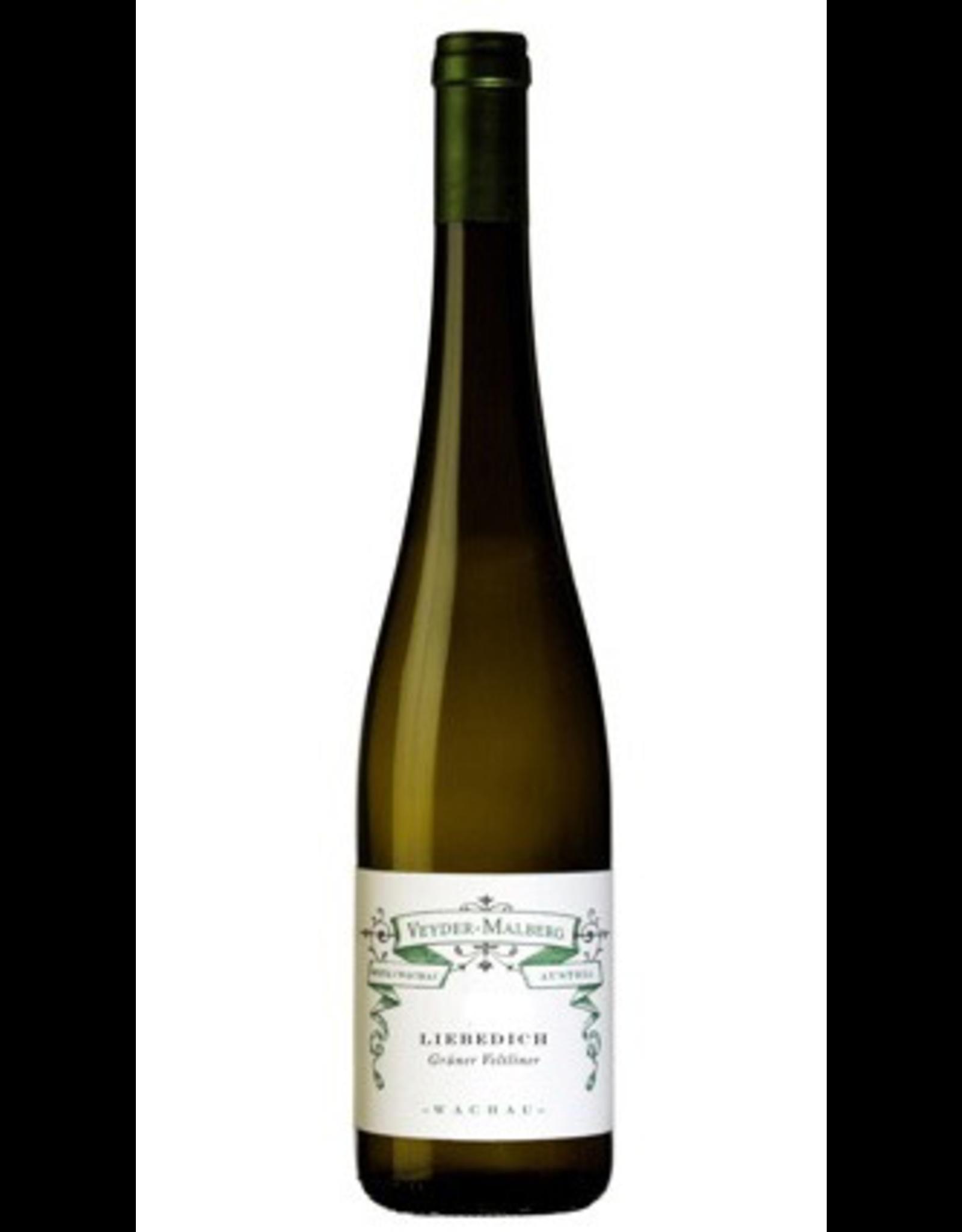 White Wine 2017, Veyder-Malberg Wachauer Liebedich, Gruner Veltliner, Wachau, Niederosterreich, Austria, 11.5% Alc, CT90