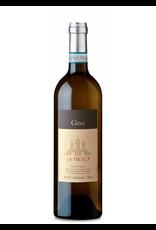 White Wine 2014, Gini La Frosca Soave Classico, Garganega, Soave DOCG, Veneto, Italy, 12.5% Alc, TW90