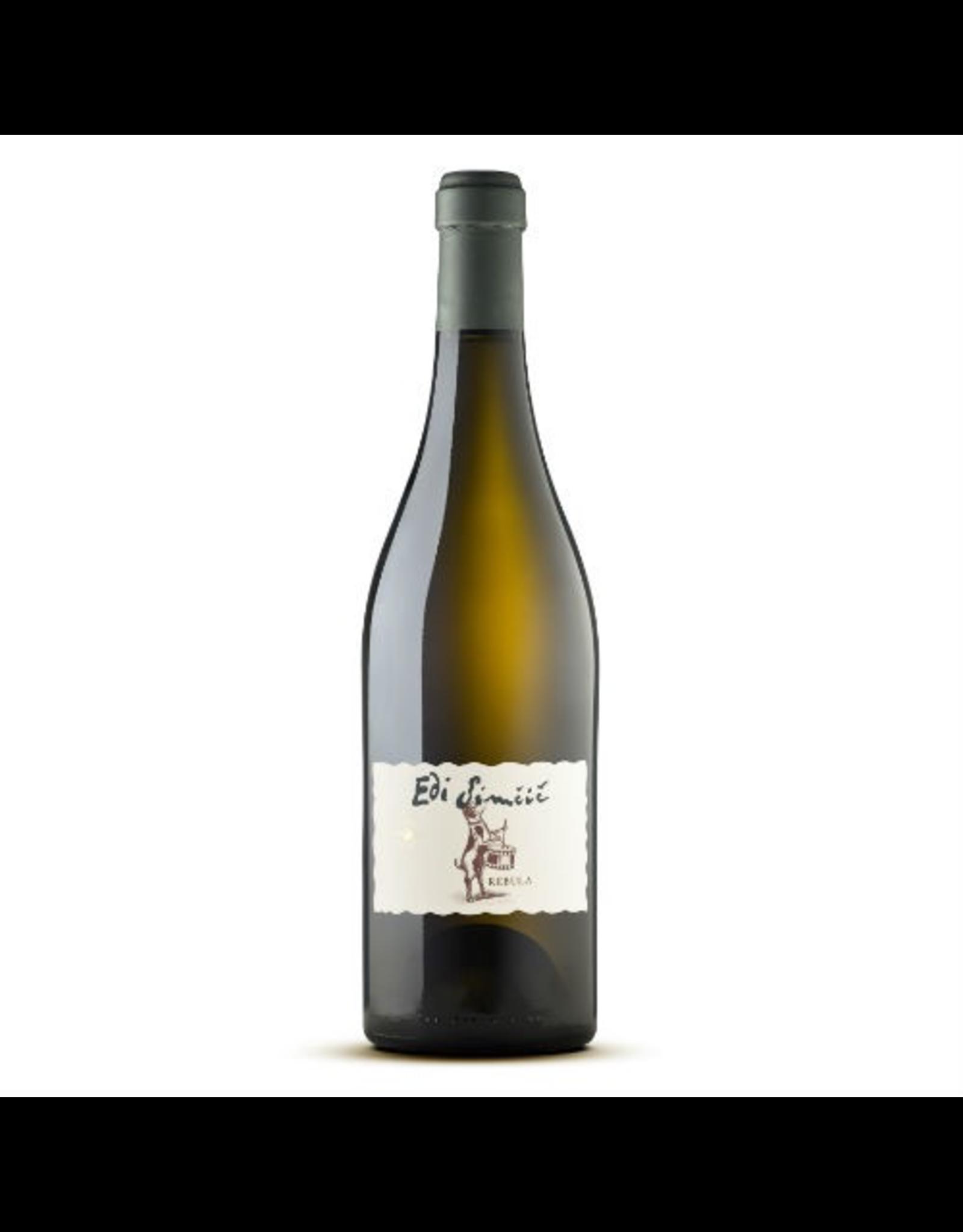 White Wine 2014, Edi Simcic, Rebula, Goriska Brda, Slovenia, 12% Alc, CTnr, TW92