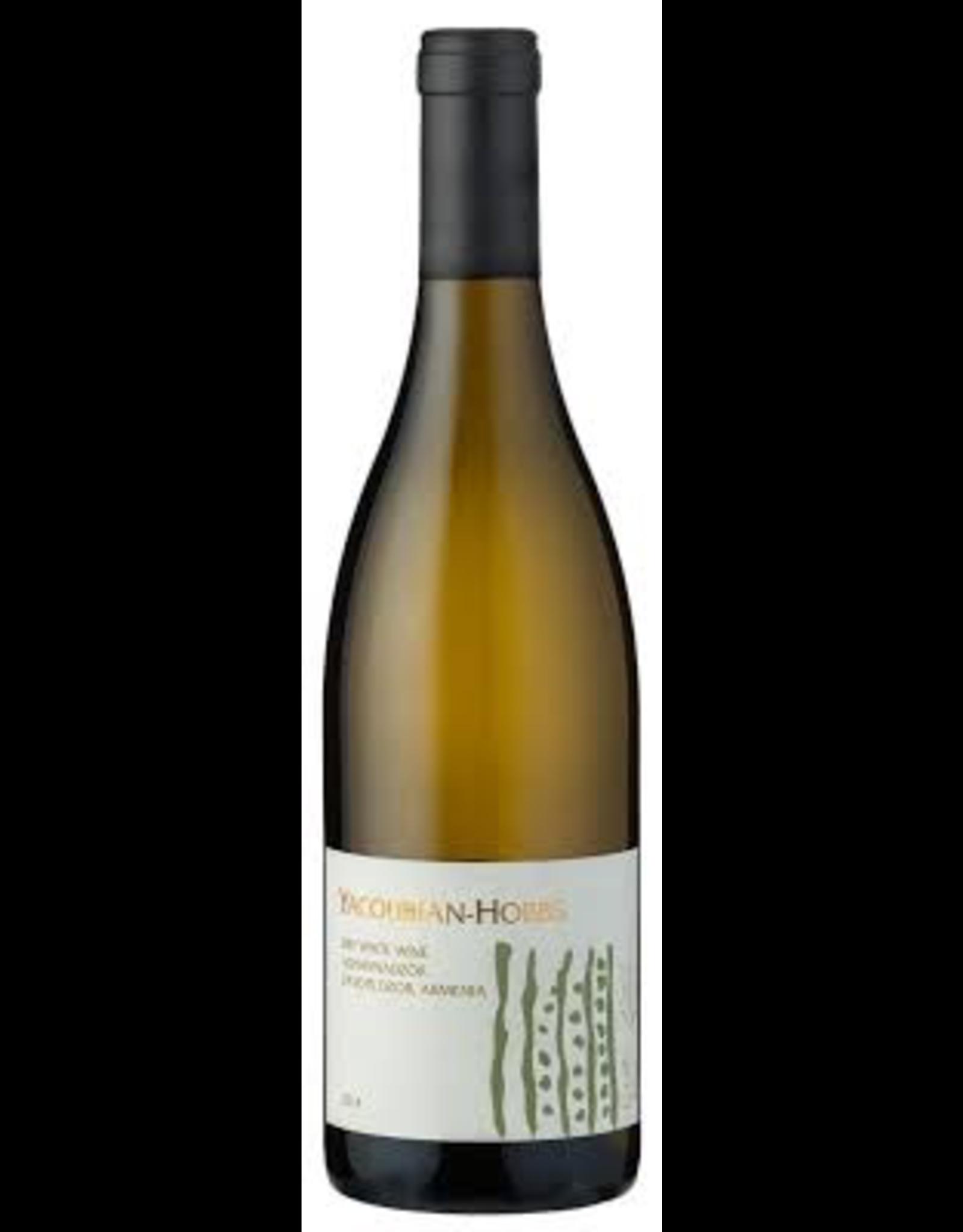 White Wine 2017, Yacoubian & Paul Hobbs Dry White Blend AGHANVADZOR, Rare White Blend, Aghavnadzor, Vayots Dzor, Armenia, 14% Alc, CTnr, TW92