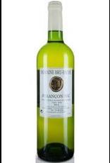 White Wine 2014, Domaine Bru-Bache Juracon Sec, Gros Manseng, Juracon, Pyrenées, France, 13% Alc, CTnr, TW91