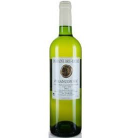 White Wine 2014, Domaine Bru-Bache, Juracon Sec