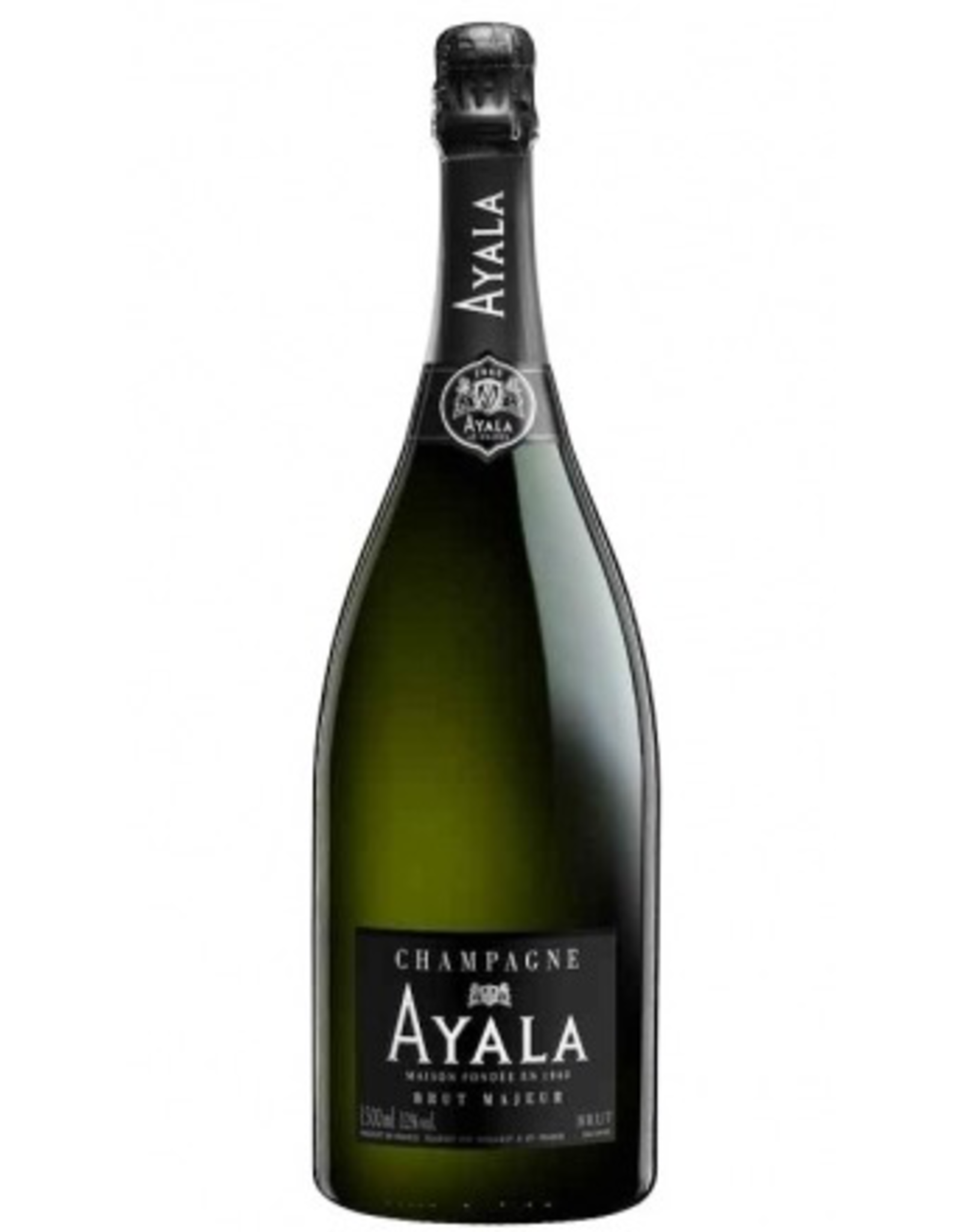 Sparkling Wine NV, Ayala Brut Majeur, Champagne, Ay, Champagne, France, 12% Alc, CT TW92