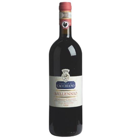 Red Wine 2010, Cacchiano, Chianti Classico, Millennio