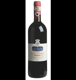 Red Wine 2010, Cacchiano, Chianti Classico, Millennnio