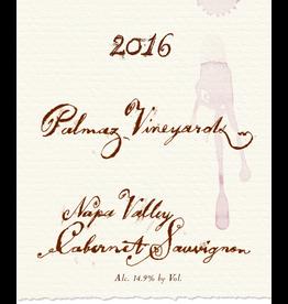 Red Wine 2016, Palmaz, Cabernet Sauvignon