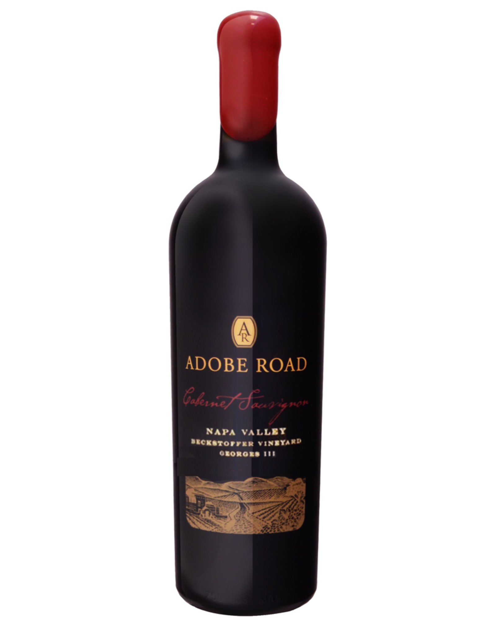 Red Wine 2014, Adobe Road Beckstoffer Georges III Vineyard, Cabernet Sauvignon, Napa, California, USA, 14.8% Alc