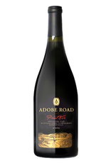 Red Wine 2014, Adobe Road, Sangiacomo Vineyard, Pinot Noir, Petaluma Gap, Sonoma, California, USA, 14.3% Alc, RP91