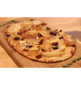 Wine Dining™ TO-GO TO-GO Flatbread Reserve Brie Pear & Fig w/Balsamic