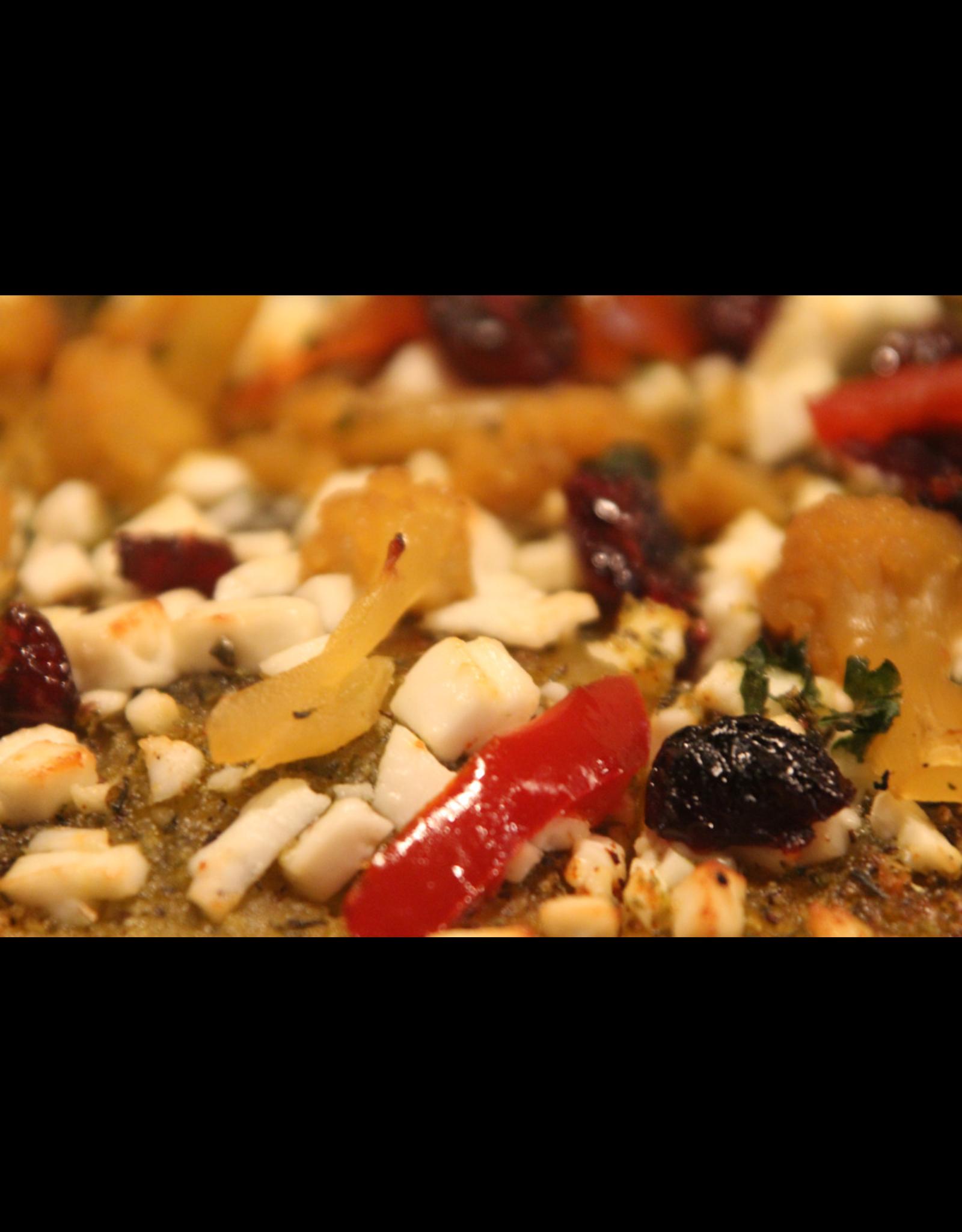 Wine Dining™ TO-GO TO-GO Reserve Eastern Garden ~ Artisan Neapolitan Style Gourmet Pizza