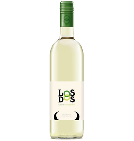 White Wine 2014 Los Dos, White Blend