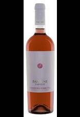 Rose Wine 2016, Fantini Farnese, Rose of Montepulciano d'Abruzzo, Cerasuolo, d'Abruzzo, Italy, 12.5% Alc, CT88