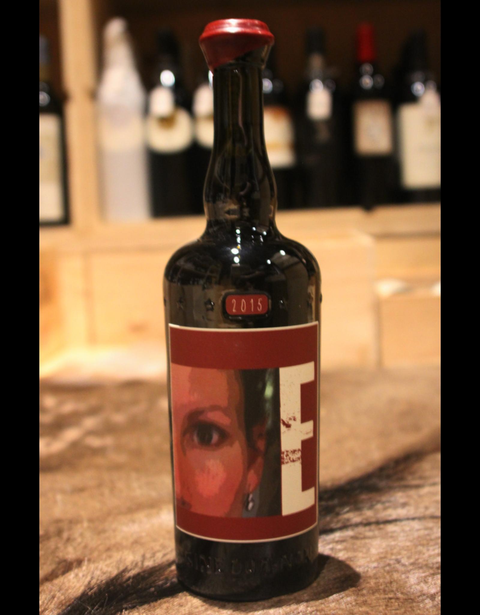 """Red Wine 2015, Sine Qua Non Eleven Confessions """"E"""", Grenache, Ventura, Central Coast, California,15.9% Alc, CTnr"""