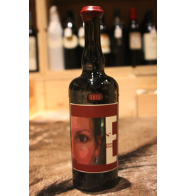 """Red Wine 2015, SQN Eleven Confessions, """"E"""", Grenache"""