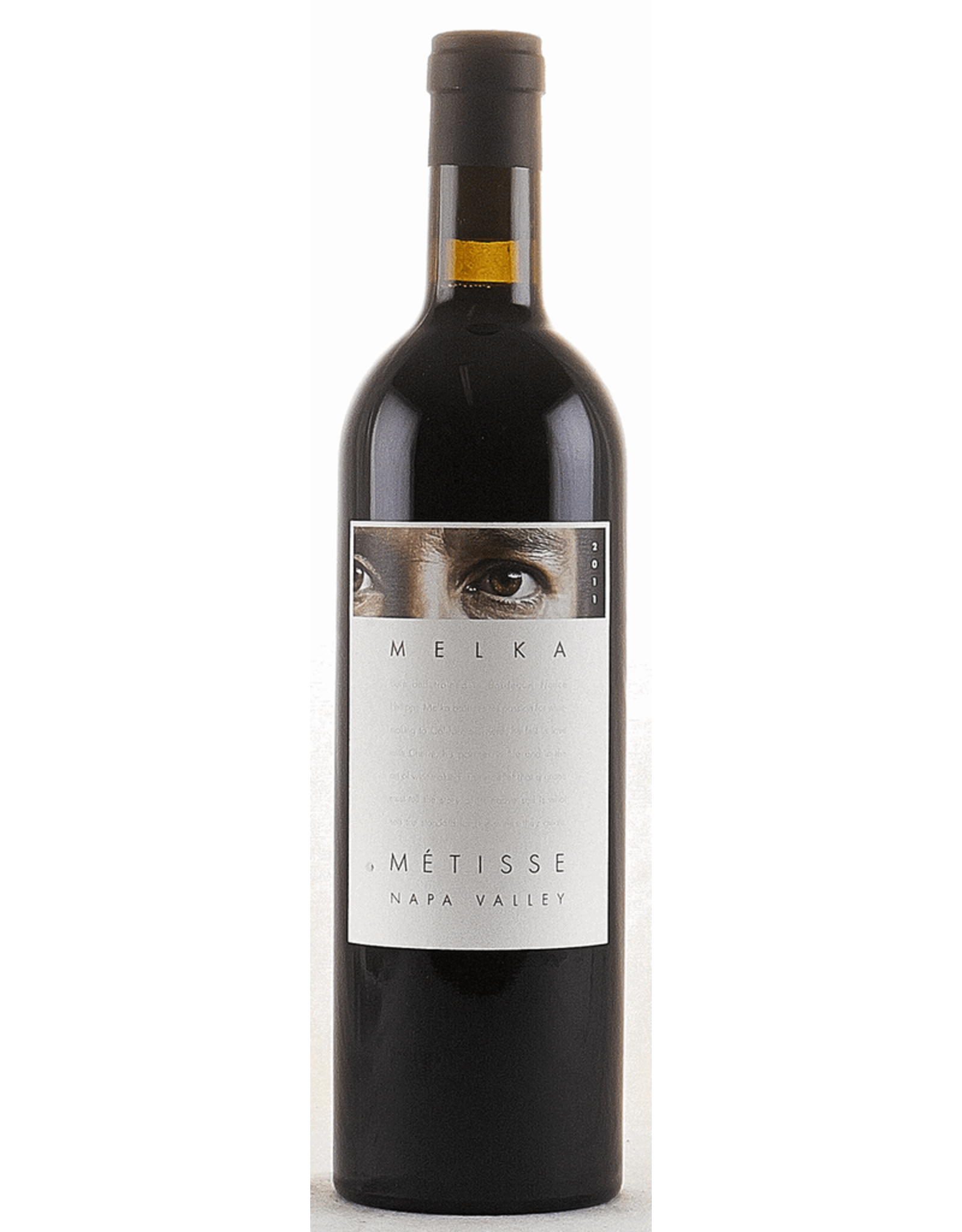 Red Wine 2012, Melka Metisse Jumping Goat, Red Bordeaux Blend, St. Helena, Napa Valley, California, 14.9% Alc, CT95, WS94
