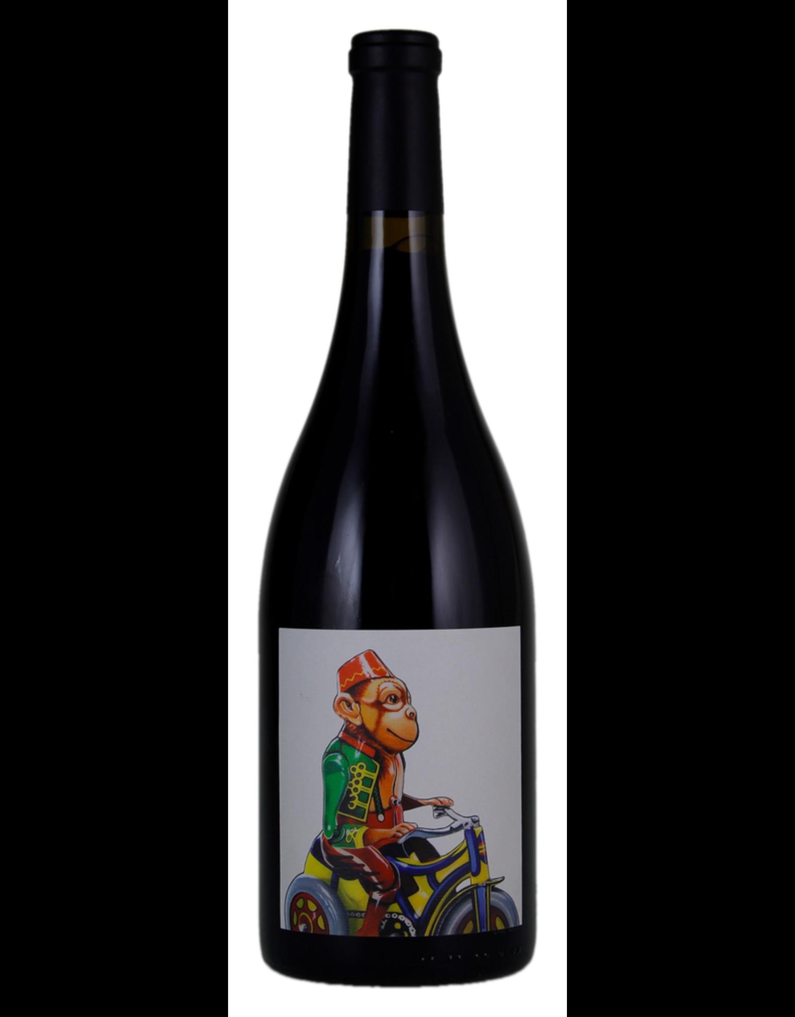 Red Wine 2012, Eric Kent Kalen's Big Boy Blend, Syrah, Bennett Valley, Sonoma County, California,14.8% Alc, CT91, TW93