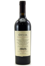 Red Wine 2014, Ovid Estate Red Wine, Red Bordeaux Blend, Prichard Hill St. Helena, Napa Valley, California,14.7% Alc, CT96, RP99