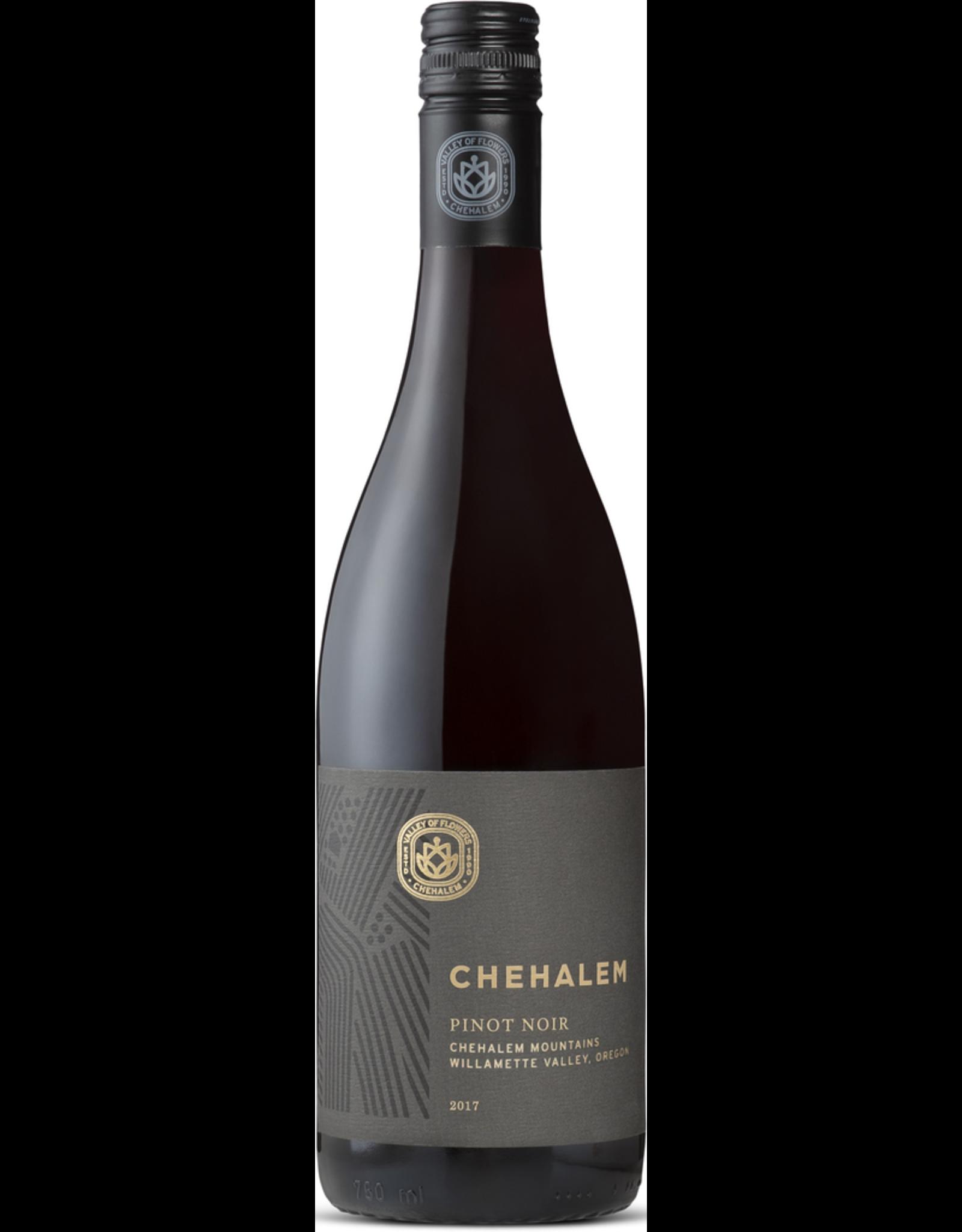 Red Wine 2018, Chehalem Mountains, Pinot Noir, Chehalem, Willamette Valley, Oregon, 13.5% Alc, CT91, TW92