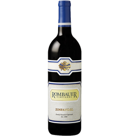 Red Wine 2018, Rombauer, Zinfandel
