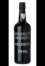 Desert Wine 1996, Broadbent Colheita, Madeira, Sta. Cruz, Madeira, Portugal, 19% Alc, CT92, TW93