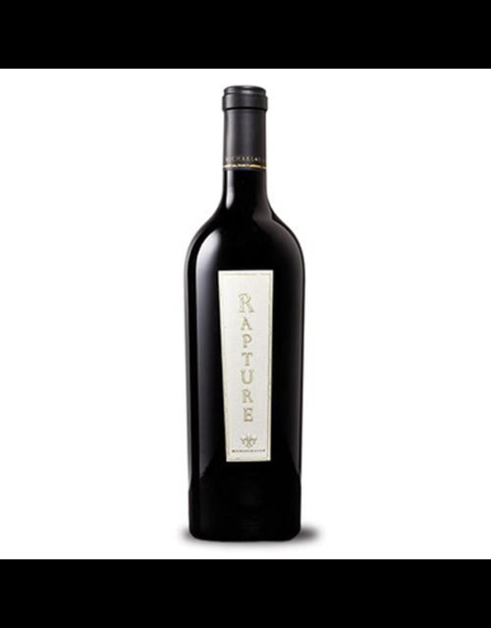 Red Wine 2012, Michael David, Rapture, Cabernet Sauvignon, Lodi, Central Valley, California, 14.8% Alc, CT91