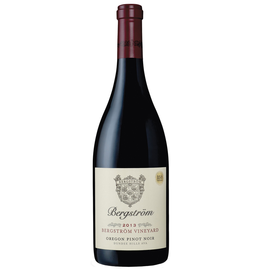 Red Wine 2013, Bergstrom Estate Vineyard, Pinot Noir