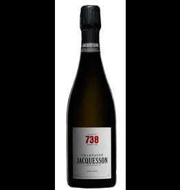 Sparkling Wine 2010 Jacquesson No. 738, Champagne