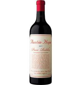 Red Wine 2018, Austin Hope, Cabernet Sauvignon