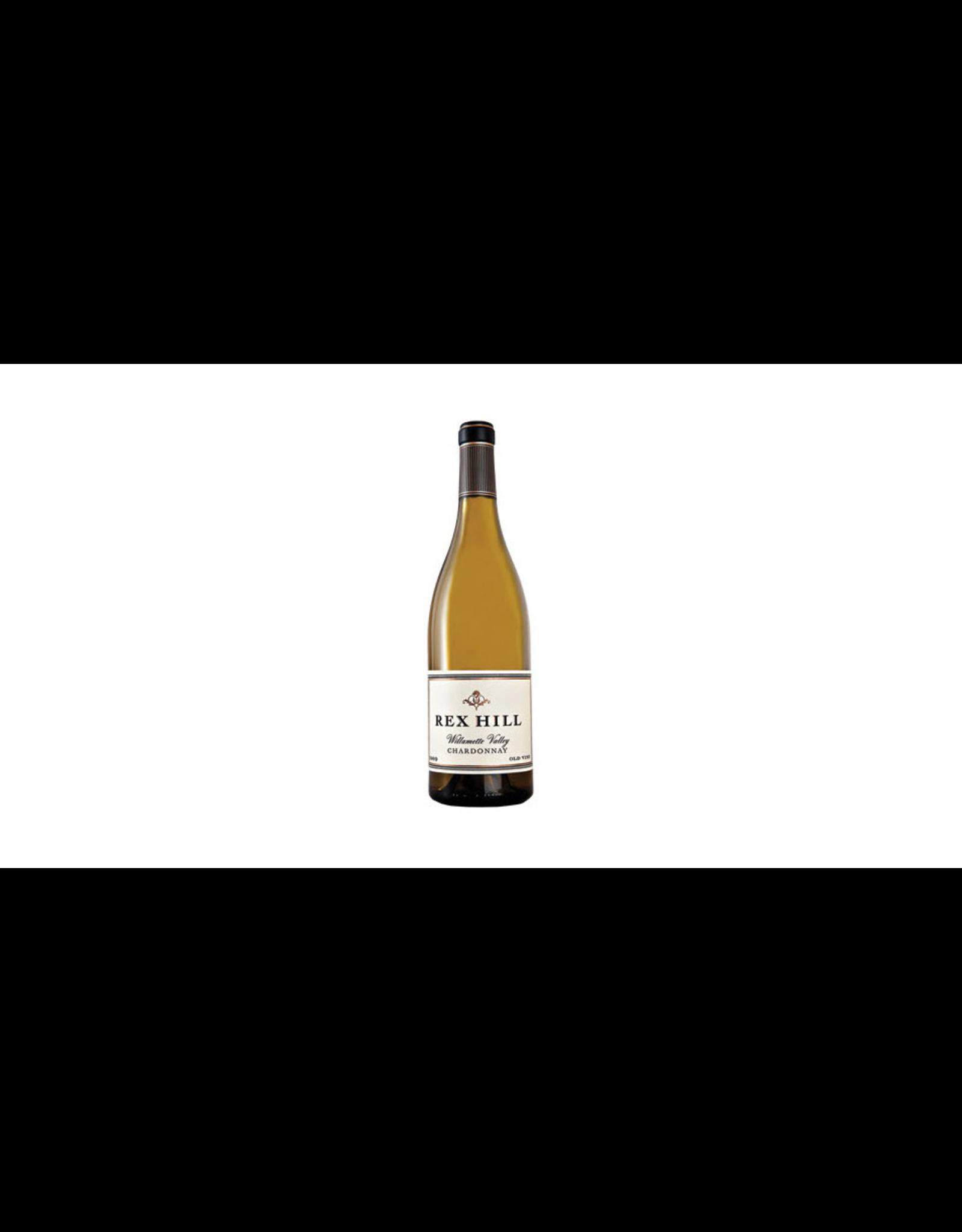 White Wine 2009, Rex Hill Old Vine, Chardonnay, Newberg, Willamette Valley, Oregon, 13.5% Alc, CT92, TW96