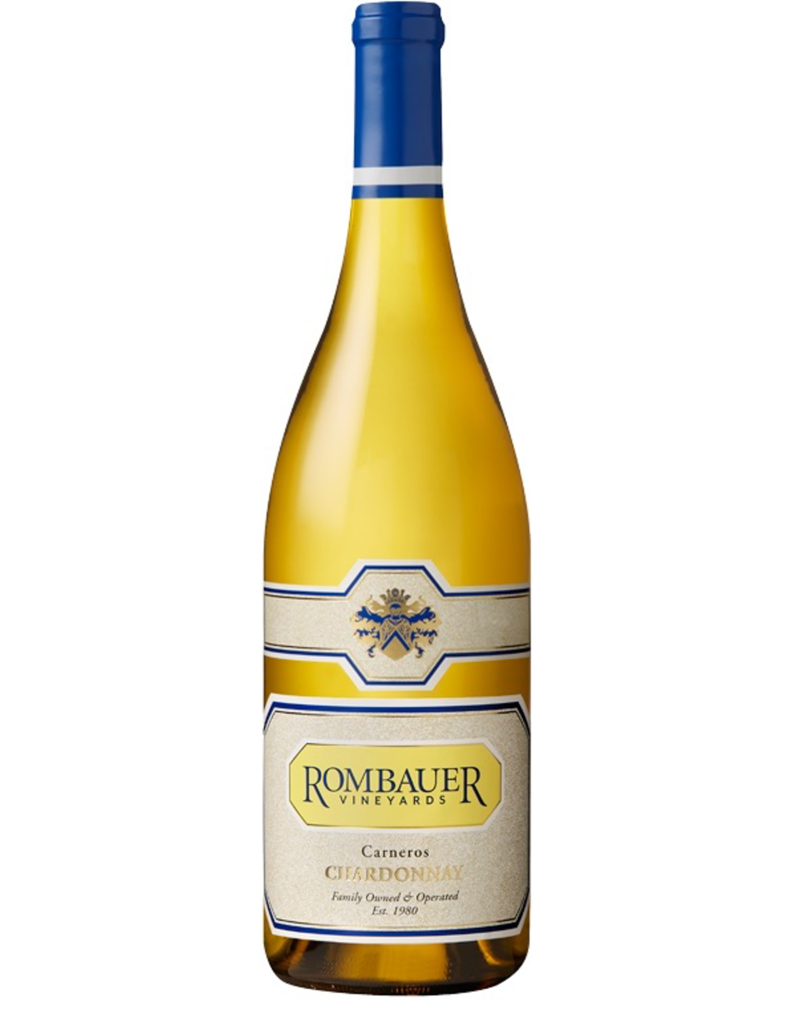 White Wine 2019, Rombauer, Chardonnay, Carneros, Napa/ Sonoma Counties, California,14.6% Alc, CT90