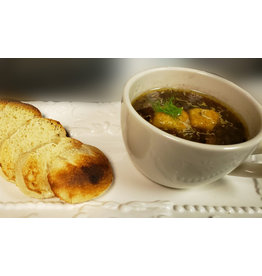 Wine Dining™ TO-GO TO-GO, Mushroom and Burgundy Bisque SOUP