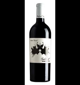 Red Wine Inkblot by Michael David, Cabernet Franc