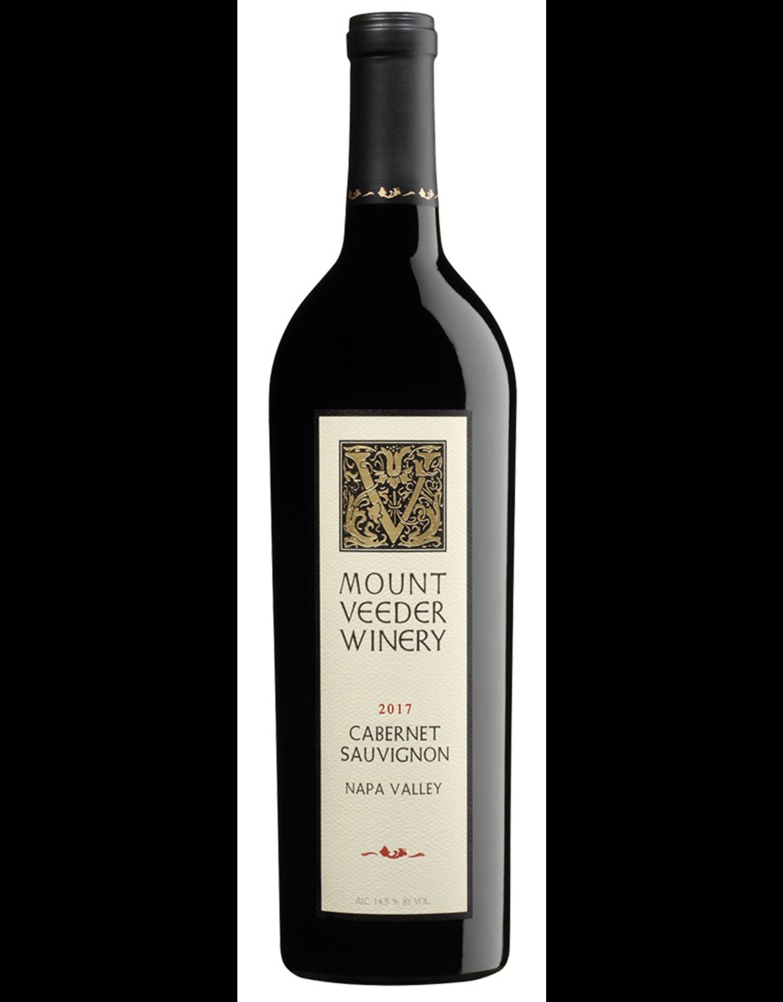 Red Wine 2017, Mt. Veeder Winery, Cabernet Sauvignon, Mt. Veeder, Napa Valley, California, % Alc, CT91