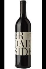 Red Wine 2017, Broadside, Cabernet Sauvignon, Paso Robles, California, USA, 13.5% Alc, CT 85.3