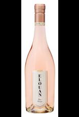 Rose Wine NV, Elouan, Rose, Multi AVA, Oregon, USA, 12.6% Alc, CT na