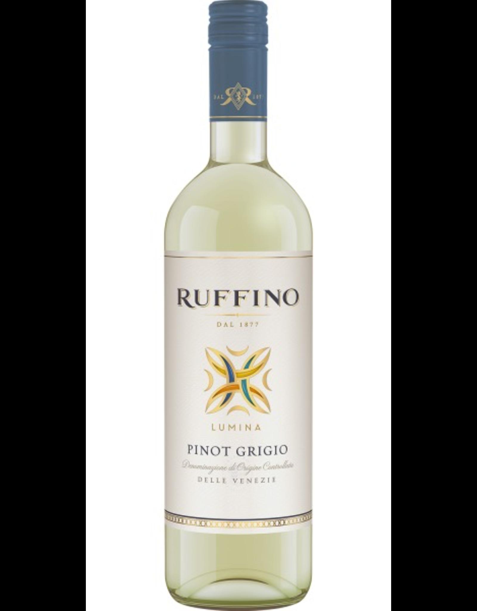 White Wine 2018, Ruffino Lumina, Pinot Grigio, Delle Venezie, Italy, 12% Alc, CTnr, TW88