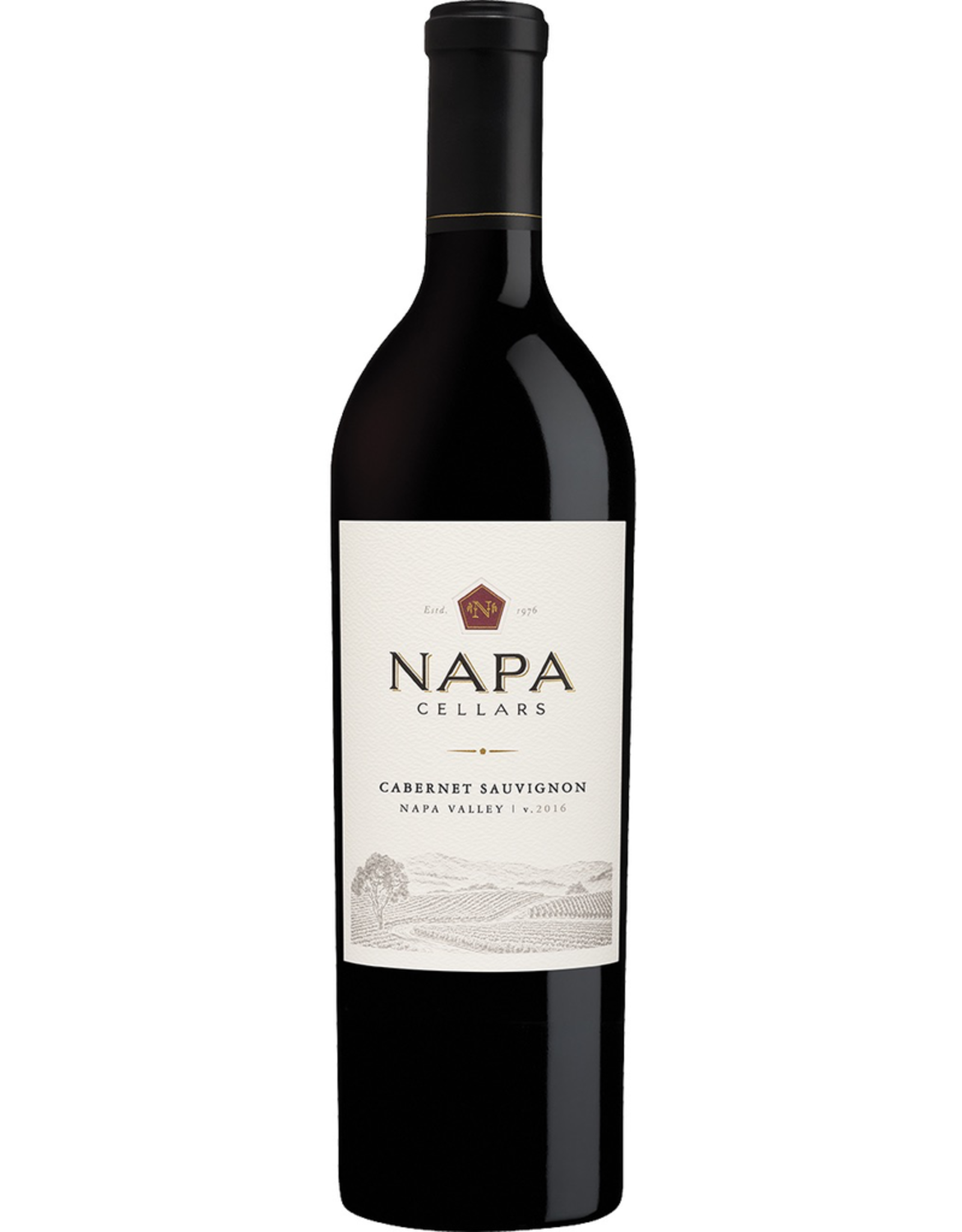 Red Wine 2016, Napa Cellars, Cabernet Sauvignon, Napa, Napa Valley, California, 14.2% Alc, WE91