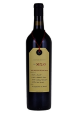 Red Wine 2016, Ovid Experiment M2.6, Red Bordeaux Blend, Pritchard Hill St. Helena, Napa Valley, California,14.7% Alc, CT