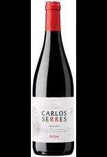 Red Wine 2014, Carlos Serres Rioja Reserva, Red Tempranillo Blend, Haro, Rioja, Spain, 14% Alc, CT
