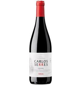 Red Wine 2014, Carlos Serres, Rioja Reserva