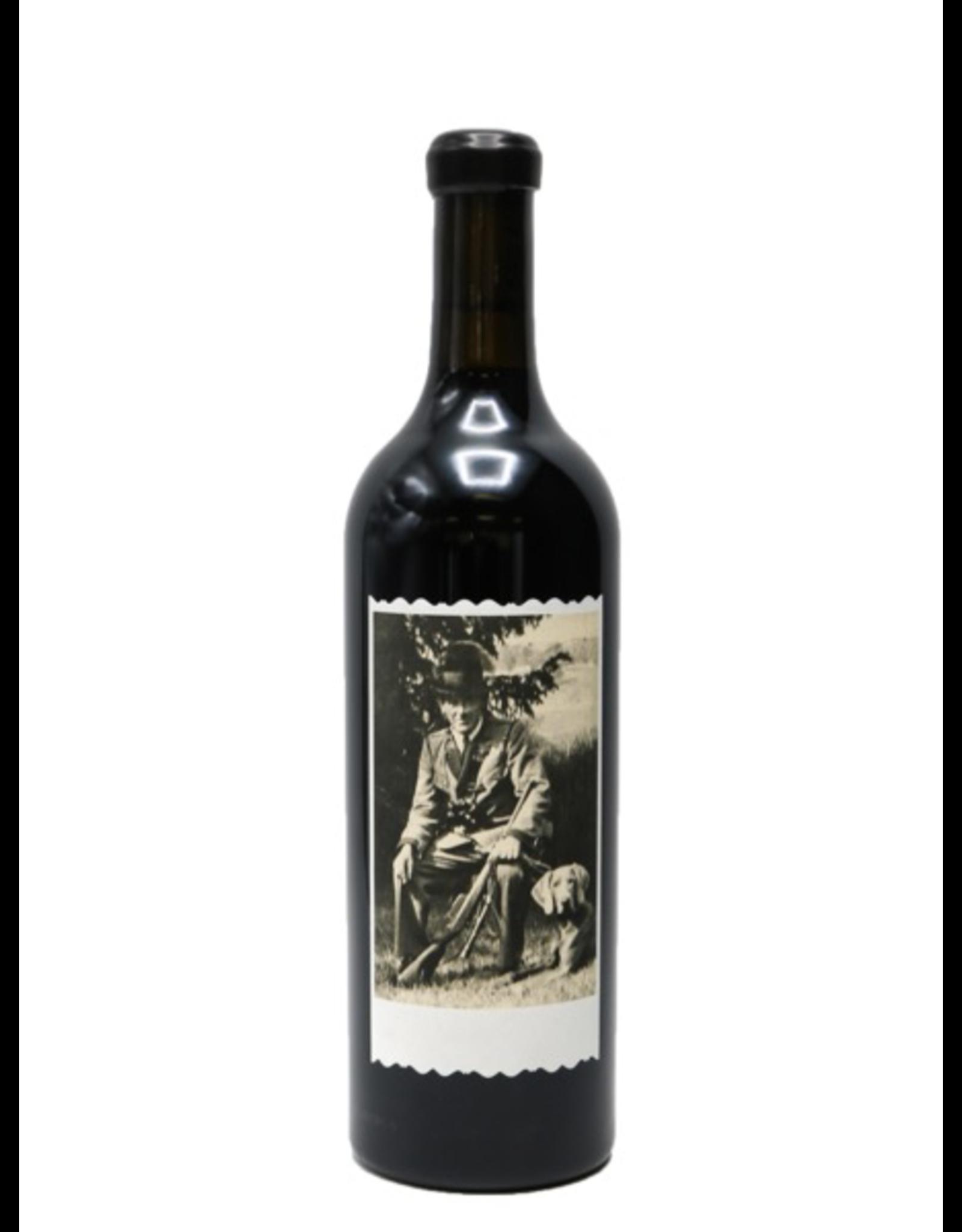 """Red Wine 2017, Sine Qua Non """"The Hated Hunter"""", Syrah, Ventura, Central Coast, California, 15.8% Alc, CTnr"""