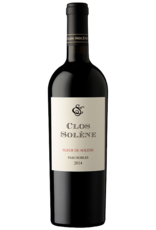 Red Wine 2014, Clos Solene Fleur De Solene, Syrah Blend, Paso Robles, Central Coast, California, 15.2% Alc, CT92