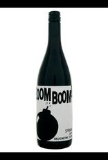 Red Wine 2015, Charles Smith, Boom Boom, Syrah, Multi-regional Blend, Mattawa, Washington, USA, 13.5% Alc, CT86