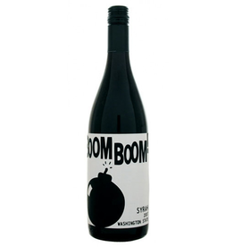 Red Wine 2015, Charles Smith, Boom Boom Syrah