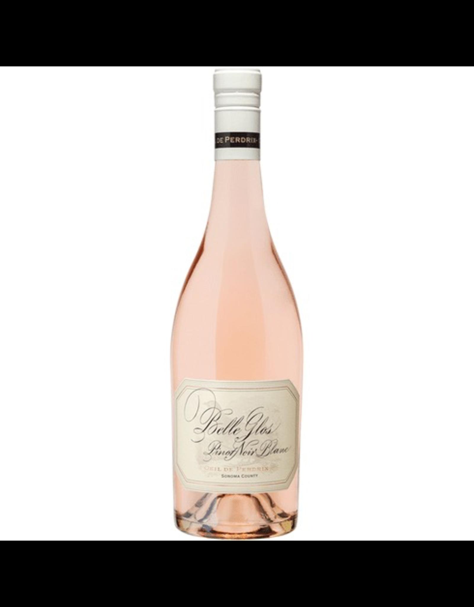 Rose Wine 2019, Belle Glos De Perdrix, Pinot Noir Blanc, California, California, USA, 14.9% Alc, CTnr