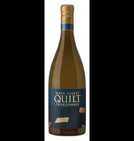 White Wine 2017, Quilt, Chardonnay