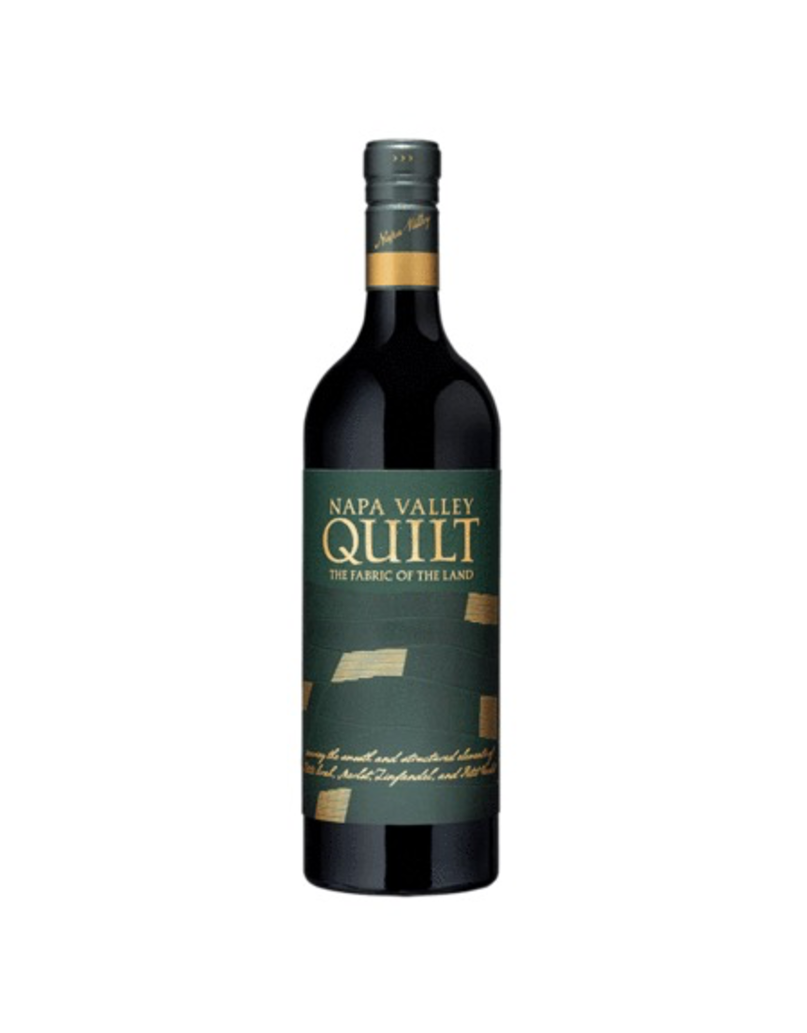 Red Wine 2018, Quilt, Red Blend, Napa Valley, California, USA, 15.1% Alc, CT na