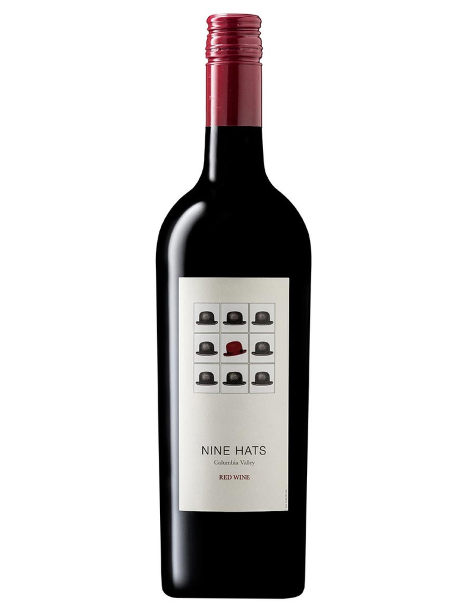 Red Wine 2016, Long Shadows Wineries Nine Hats, Cabernet Sauvignon, Columbia Vaklley, Washington, 14.9% Alc, CT 87.6, JS90