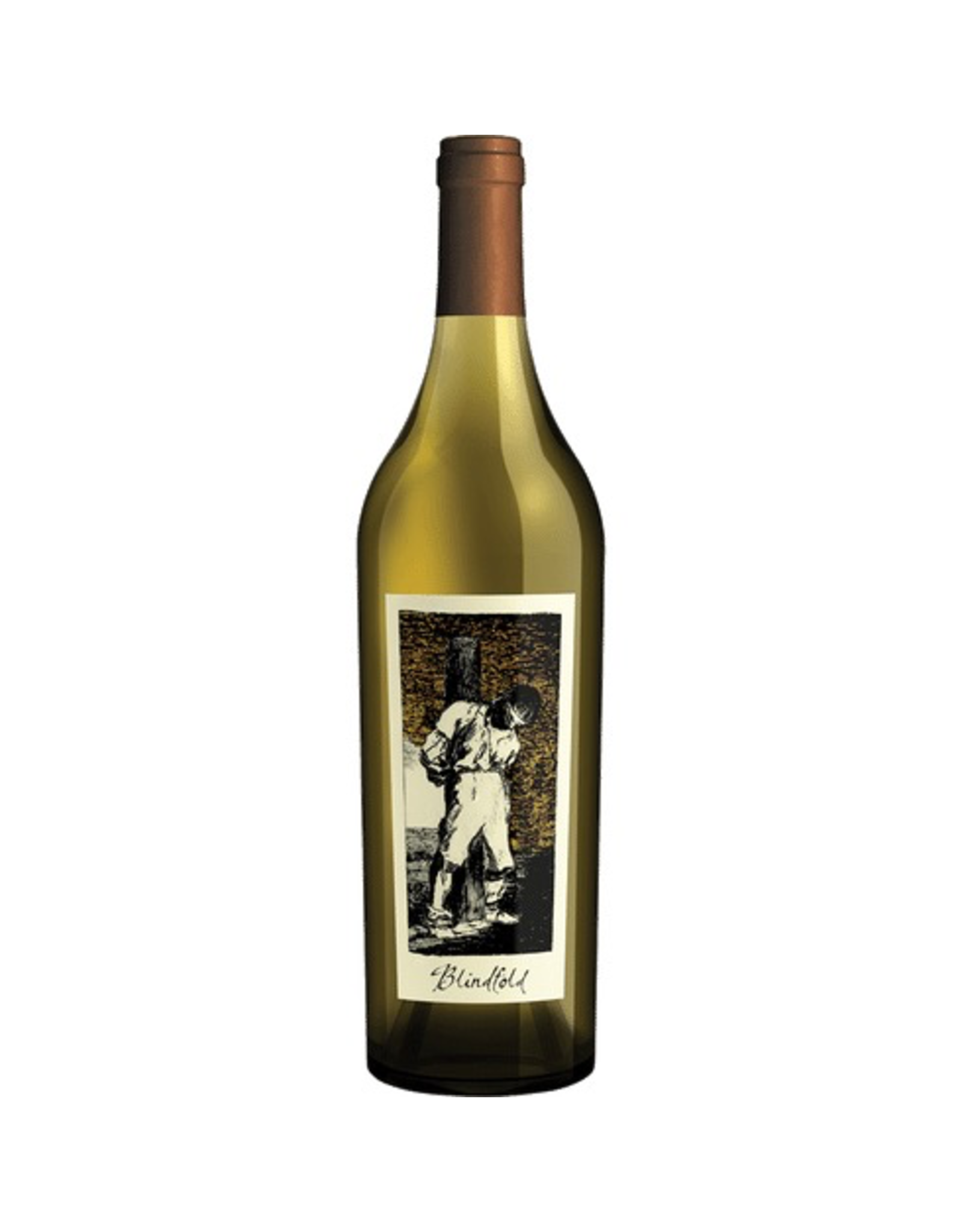 White Wine 2018, Blinfold by The Prisoner Wine Co, White Blend, Multi AVA, California, USA, 14.5% Alc, CT na