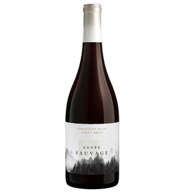 Red Wine 2017, Cuvee Sauvage, Pinot Noir
